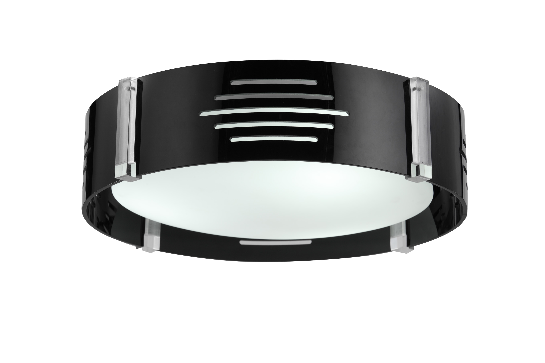 Moderne deckenlampe lampe 40 cm kristall led deckenleuchte for Moderne deckenlampe